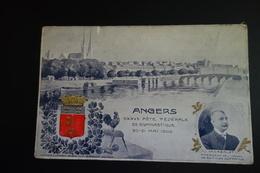 ANGERS FETE DE LA GYMNASTIQUE MAI 1909 - Francia