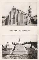 Haute Loire : DUNIERES : Souvenir De Dunières - Multivues ( C.p.s.m. ) - France