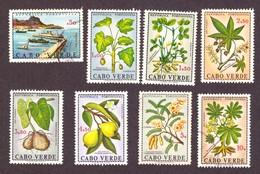 """Cabo Verde / Cap Vert - 1968 """"Produce Of Cape Verde Islands"""" Flora - Cap Vert"""