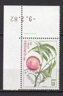 YT N°75 Préoblitéré Neuf Coin Daté 9.2.82 Lot 1031 - Monaco