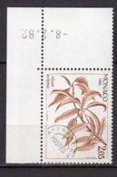 YT N°76 Préoblitéré Neuf Coin Daté 8.2.82 Lot 1032 - Monaco