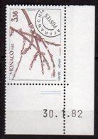 YT N°77 Préoblitéré Neuf Coin Daté 30.1.82 Lot 1033 - Monaco