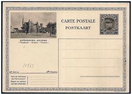Belgio/Belgique/Belgium: Intero, Stationery, Entier, Castello, Castle, Château - Castelli