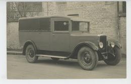 AUTOMOBILES - Belle Carte Photo Camion De La Marque UNIC (non Située) - Transporter & LKW