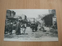 CP33/ MAROC RUE PRINCIPALE DU MELLAH / CARTE NEUVE - Marokko