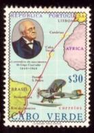 Cabo Verde / Cap Vert - 1969 1° Cent Nascimento Do Almirante Gago Coutinho # MNH # - Cap Vert