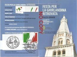 Modena, 11.11.2011, Festa Per La Ghirlandina Ritrovata. - Modena