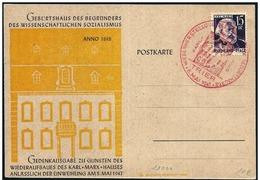 """Germania/Germany/Allemagna: Karl Marx, """"Il Milione"""". """"The Million"""". """"Le Million"""" - Scrittori"""