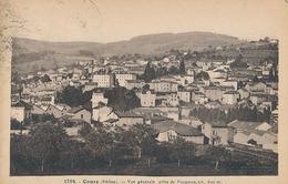 COURS - N° 1704 - VUE GENERALE PRISE DE FOUGERAS - Cours-la-Ville
