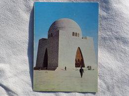 Pakistan Karachi Mausoleum Quaid-E- Azam  A 192 - Pakistan
