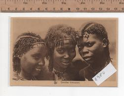 8380  GENTILLES FRIMOUSSES - Congo Belga - Altri