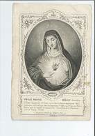 PATER EDUARDUS CARPENTIER SOCIETEIT JESU & BOLLANDIST ° MEULEBEKE 1822 + MONACO 1868 - Devotieprenten