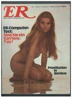 ER Das Herrenmagazin Heft 3 Er-Computer-test : Sind Sie Ein Karriere-typ 1971 - Revues & Journaux