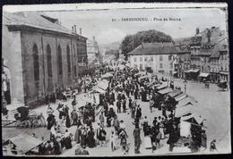N°1)SARREBOURG-PLACE DU MARCHE-ANIMATION - Sarrebourg