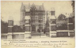 ALSEMBERG - Beersel - St Victors Pensionaat - D.V.D. 8786 - Beersel