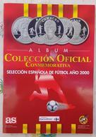 ALBUM Coleccion Oficial Conmemorativa De Medallas De La SELECCION ESPANOLA DE FUTBOL Ano 2000 - Spain