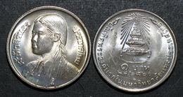 Thailand Coin 1 1977 Sirindhorn First Graduate Y114  UNC - Thailand