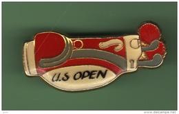 GOLF *** US OPEN *** Signe CORNER *** 1009 - Golf