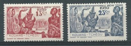 Kouang Tchéou   -  Yvert N° 118 / 119 **    -  Bce 20603 - Unused Stamps