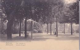 CPA - MULHOUSE - Parc SALVATOR II - Mulhouse