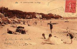Juan Les Pins La Plage - Juan-les-Pins