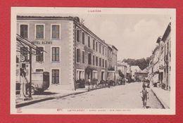 Lavelanet  --  Hôtel Alzieu -  Rue Jean Jaures - Lavelanet