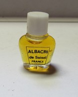 Miniature De Parfum ALBACRI DE SOISEL 1 ML - Unclassified