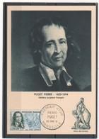 FR 1961 PUGET - Cartoline Maximum