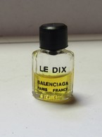 Miniature De Parfum LE DIX BALENCIAGA 1 ML - Unclassified