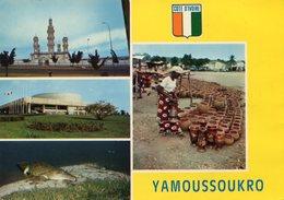 Côte D'Ivoire - Yamoussoukro - Multi View - Ivory Coast