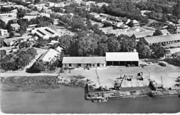 AFRIQUE NOIRE - REPUBLIQUE CENTRAFRICAINE - BANGUI : Le Nouveau Port En Construction - CPSM PF 1957 - Black Africa - Zentralafrik. Republik