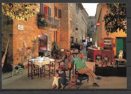 ITALY FAMILY POSTCARD INTERNATIONAL PUBLICATION - Italy