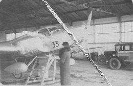 "1931 - 1933 / 2 PHOTOS / AVION / COUZINET 33 ""BIARRITZ"" / F-ALMV - Aviation"