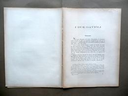 I Due Gavioli A. G. Spinelli Inventori Orologiai Organi Automi Modena 1901 - Vieux Papiers