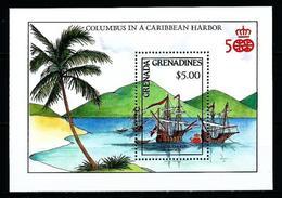 Granadinas (Grenada) Nº HB-136 Nuevo - Grenada (1974-...)