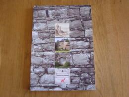 DONJONS MEDIEVAUX DE WALLONIE Vol 4 Namur Régionalisme Agimont Roly Fernelmont Noville Havelange Yvoir Onhaye Lavaux Thy - Belgique