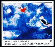 Granadinas (Grenada) Nº HB-126 Nuevo - Grenada (1974-...)