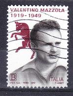 2019  VALENTINO MAZZOLA La Leggenda   USATO - 6. 1946-.. Repubblica