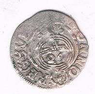 KRONAN  DREIPOLCHER 1635  ELBING ELBLAG POLEN /4443/ - Poland