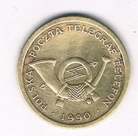 JETON 1990 POLEN /4445/ - Poland