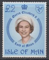 Isle Of Man 1981 Definitive / Queen Elizabeth II 1v ** Mnh (42921B) - Man (Eiland)