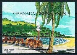 Granadinas (Grenada) Nº HB-86 Nuevo - Grenada (1974-...)