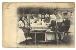 Carte Postale Ancienne Types De Russie 26 - Russie