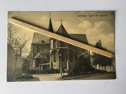 JODOIGNE»EGLISE ST.MÉDARD»Panorama (Édit M.H.L.) - Jodoigne