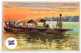 CONGO -  CV - MARITIME - CMB - NEUVE - AB1 - Belgian Congo - Other
