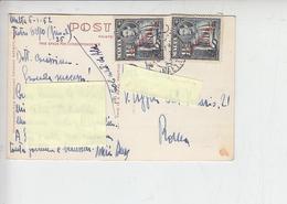 MALTA  1952 - Unificato 202 - Giogio VI - Malta