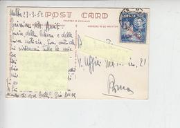 MALTA  1952 - Unificato 207 - Giogio VI - Malta