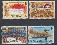 Isle Of Man 1981 British Legion 4v ** Mnh (42921F) - Man (Eiland)