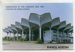 BANGLADESH  - AK 350767 Kamalapur Railway Station - Bangladesh