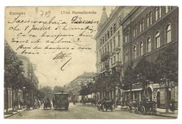 Carte Postale Ancienne Warszawa - Russie